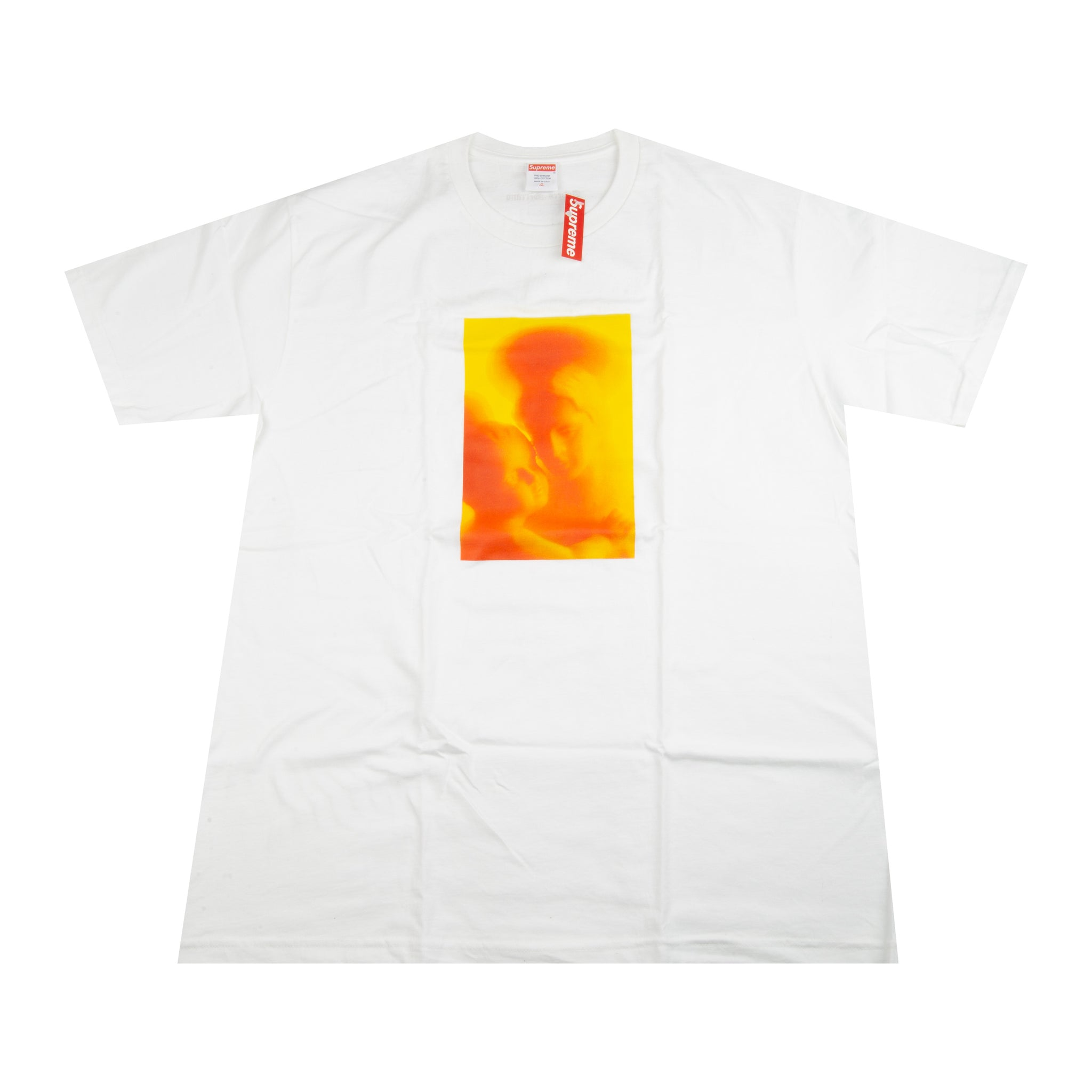 Supreme White Madonna & Child Tee