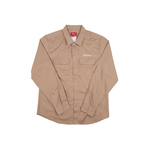 Supreme Mike Kelley Work Shirt