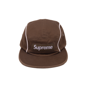 Supreme Moss Piping Camp Cap