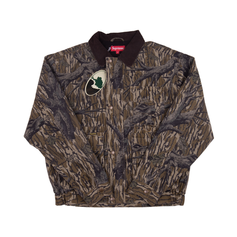 Supreme Mossy Oak Field Jacket