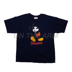 Vintage Navy Mickey Mouse Tee