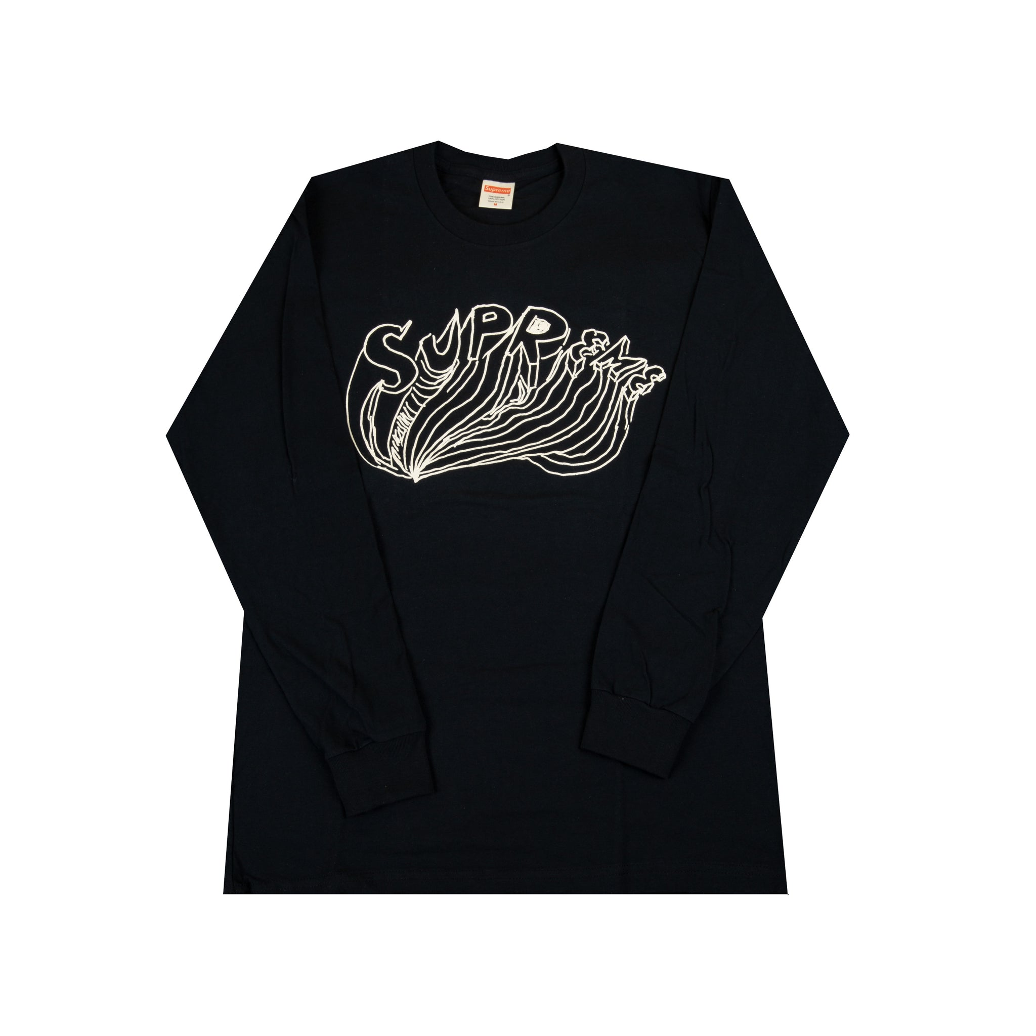 Supreme Navy Daniel Johnston L/S