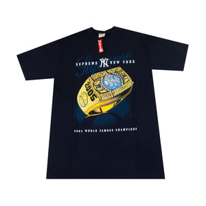 Supreme Navy World Championship Tee