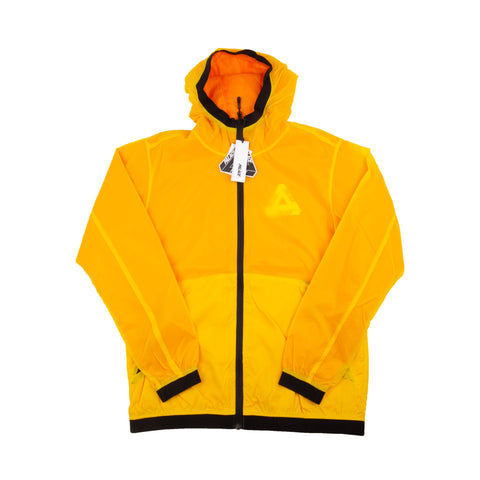 Palace Orange Layer Jacket