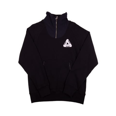 Palace Black Crepe Funnel