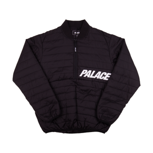 Palace Black Half Zip Pullover