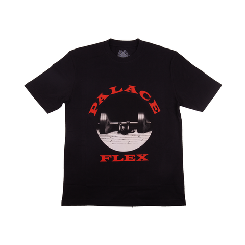 Palace Black P Flex Tee