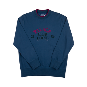 Palace Dark Blue Clubhouse Crew