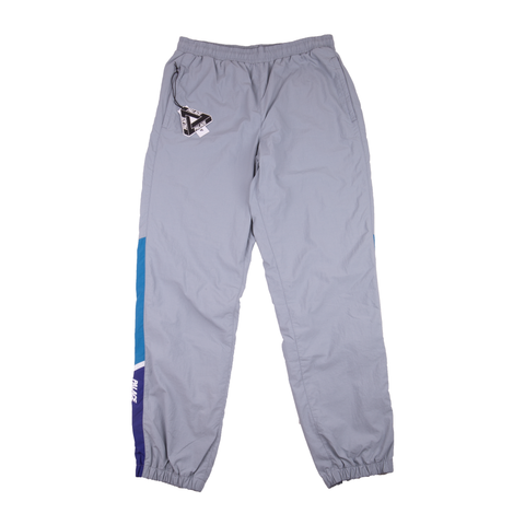 Palace Grey Slant Shell Pants