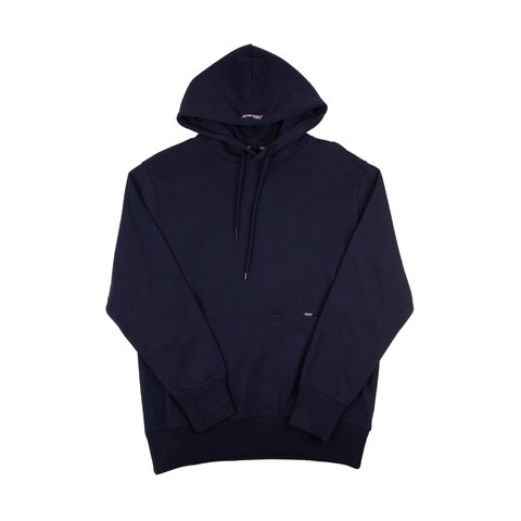 Palace Navy Basically A Hoodie