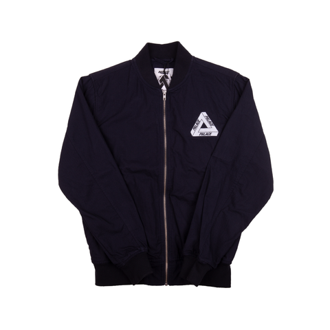 Palace Navy Cripstop Bomber