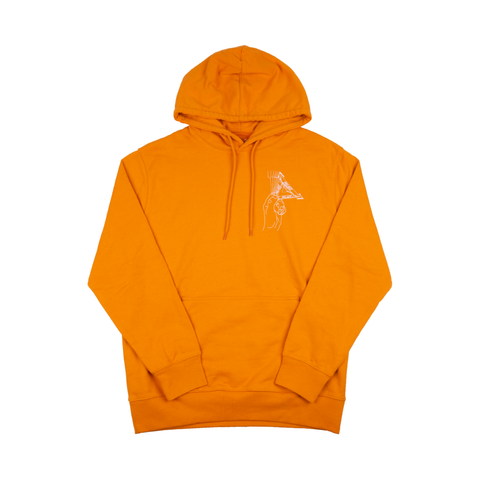 Palace Orange Grand Master Hoodie