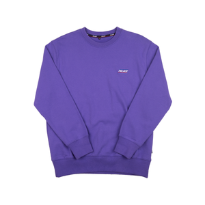 Palace Purple Crewneck