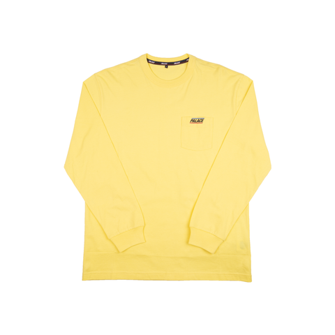 Palace Yellow Basically L/S