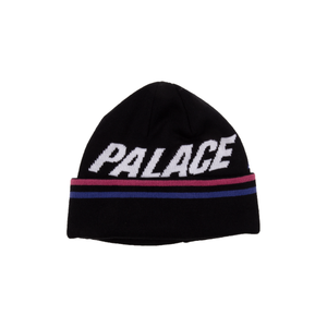 Palace Black Ferhouse Beanie