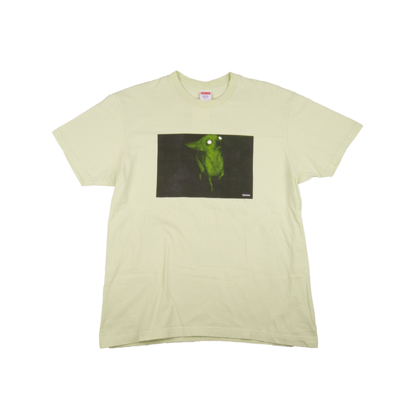Supreme Pale Mint Chris Cunningham Chihuahua Tee