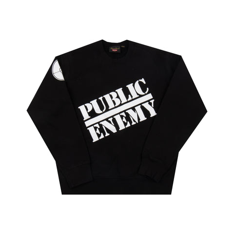 Supreme Black Undercover Public Enemy Blow Your Mind Crew