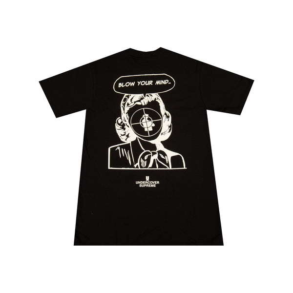 Supreme Black PE Undercover BYM Tee