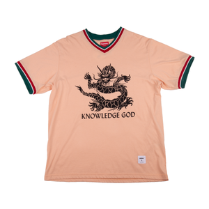 Supreme Peach Knowledge God Practice Jersey