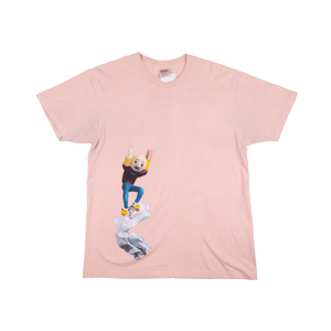 Supreme Peach Mike Hill Regretter Tee