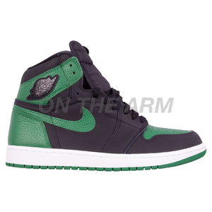 Nike Pine Green Air Jordan 1 USED