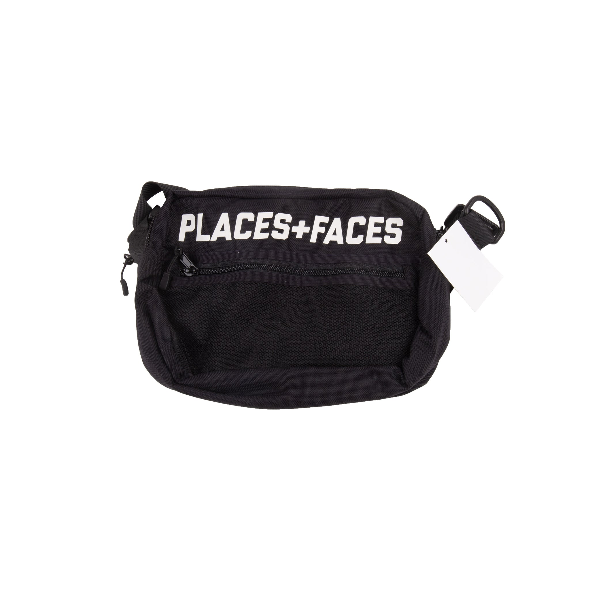 Places + Faces Black Bag