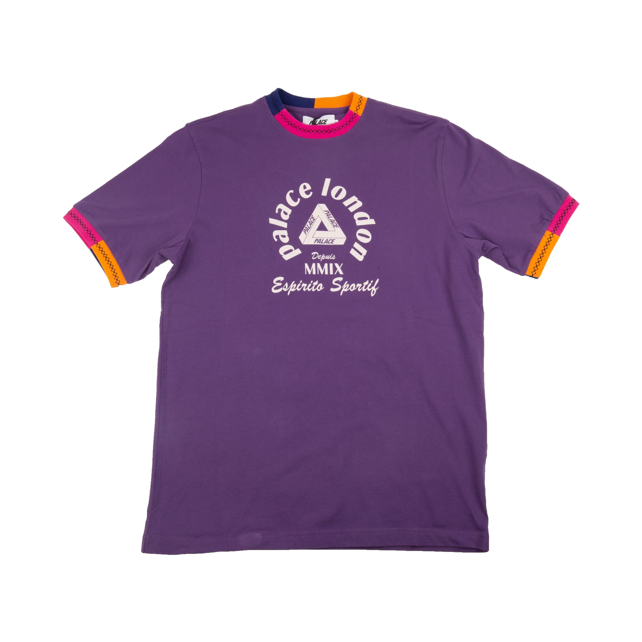 Palace Purple Sportif Tee