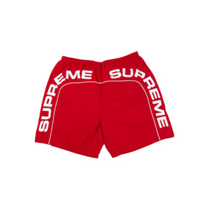 Supreme Red Arc Logo Trunks