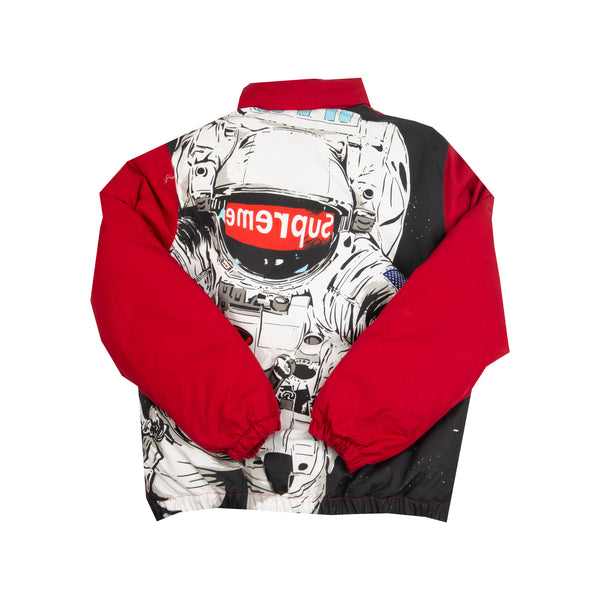 Supreme Red Astronaut Jacket