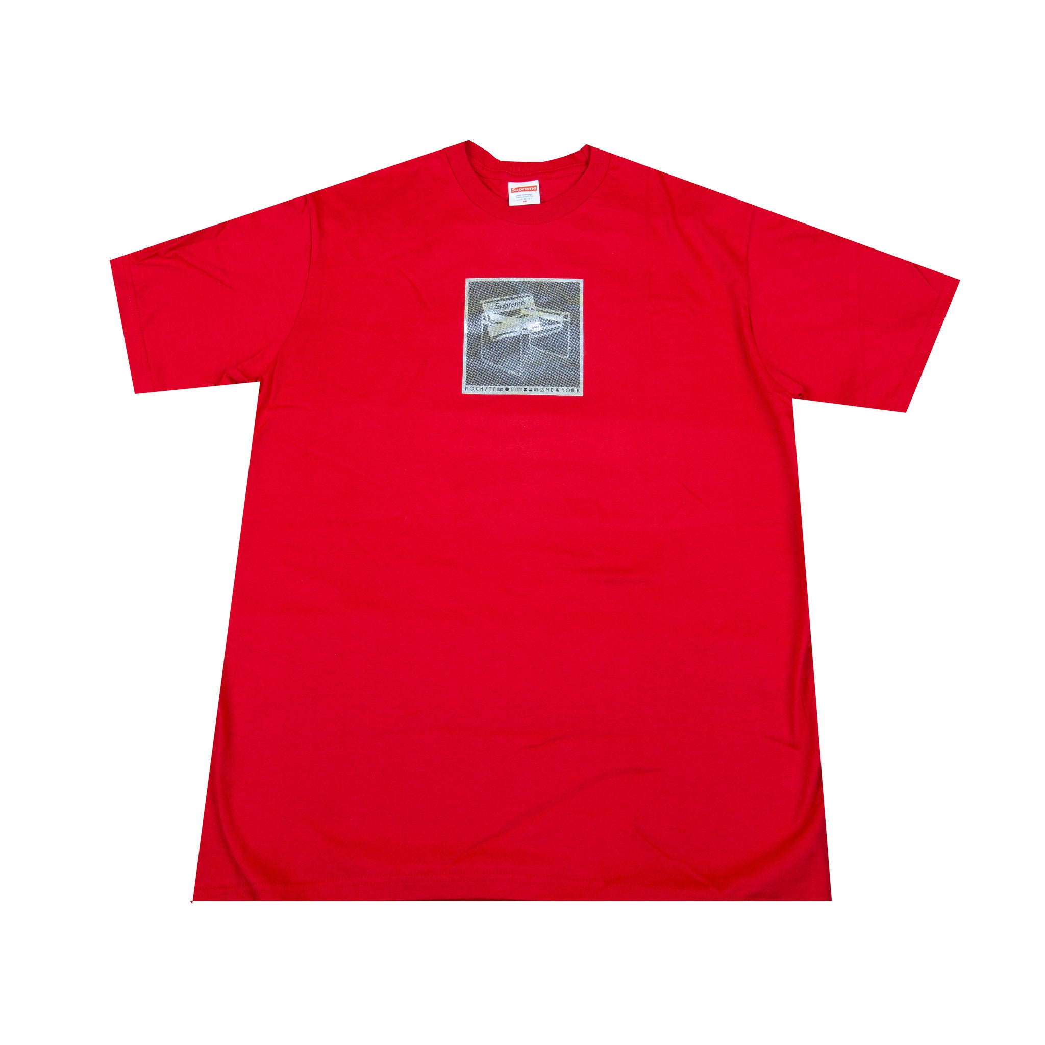Supreme Red Chair Tee
