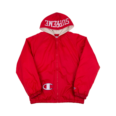 Supreme Champion Red Jacket