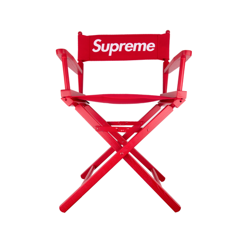 Supreme Red Director's Chair