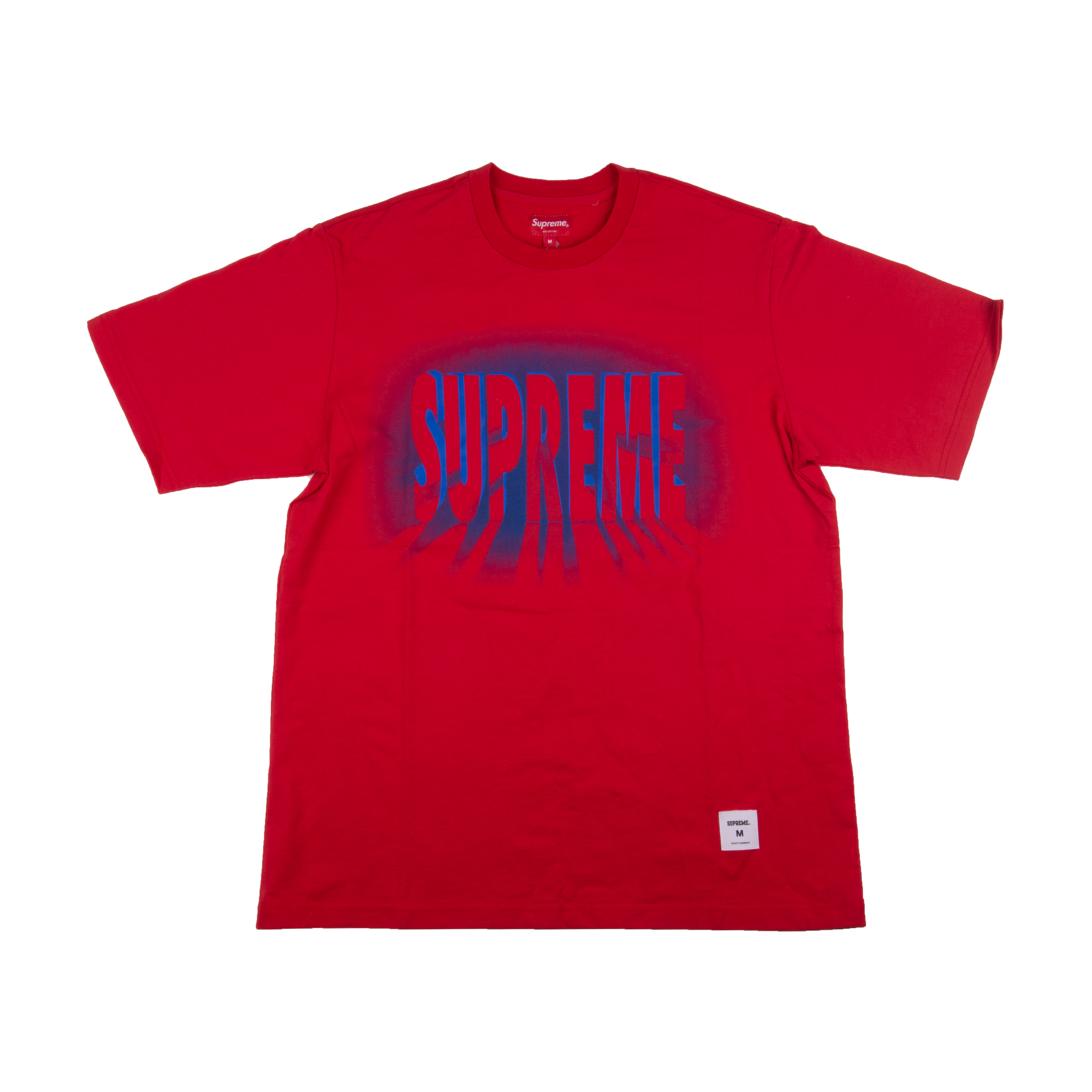 Supreme Red Light S/S Top