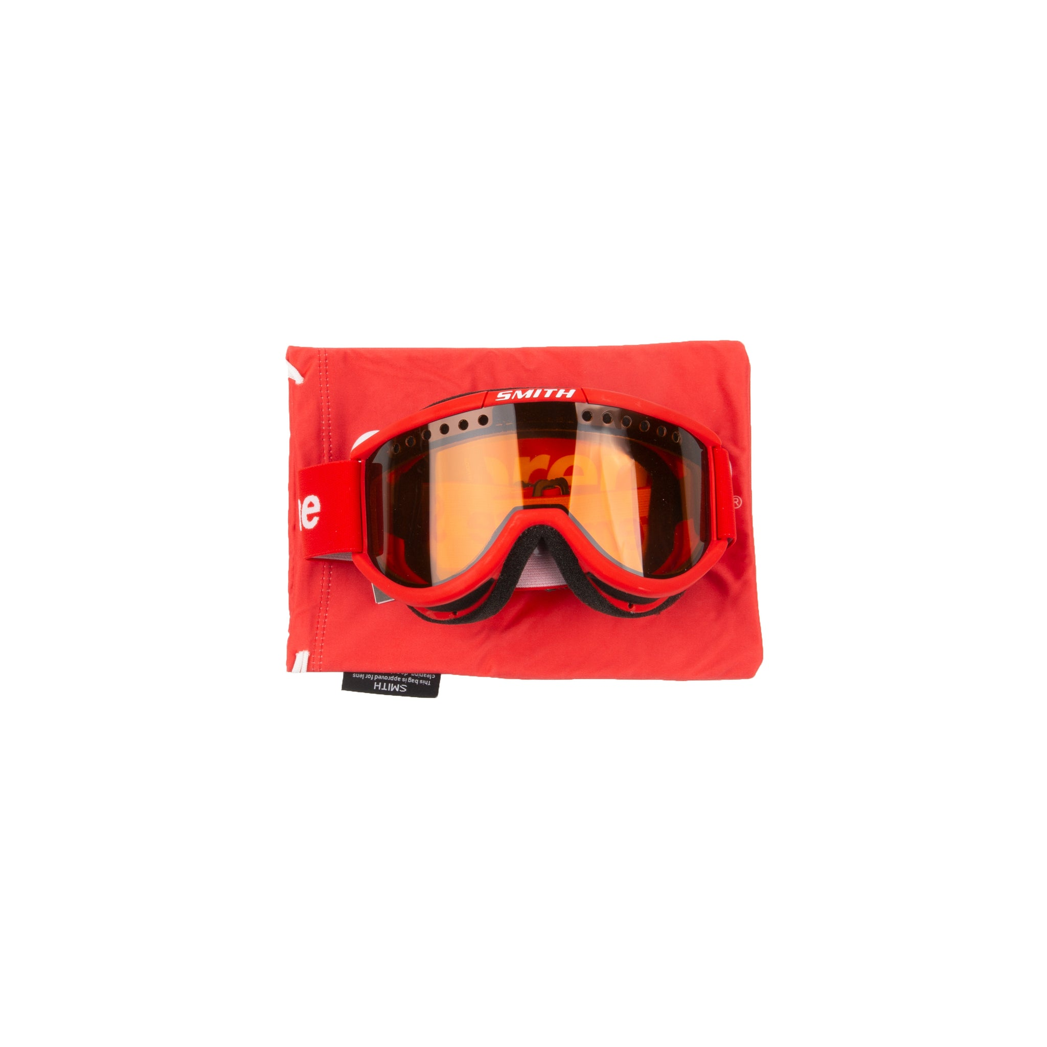 Supreme Red Smith Goggles