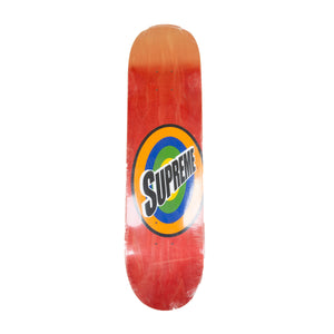 Supreme Red Spin Deck