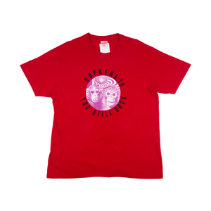Supreme Red You Still Suck Tee