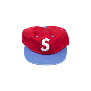 Supreme Red Two Tone S Hat