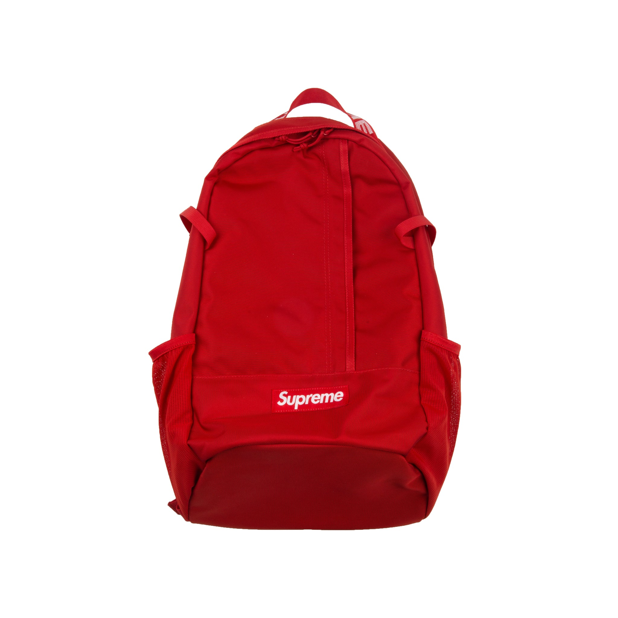 Supreme Red SS18 Backpack