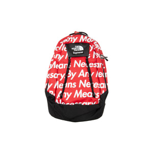 Supreme Red TNF By Any Means Backpack