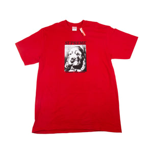Supreme Red Remember Tee