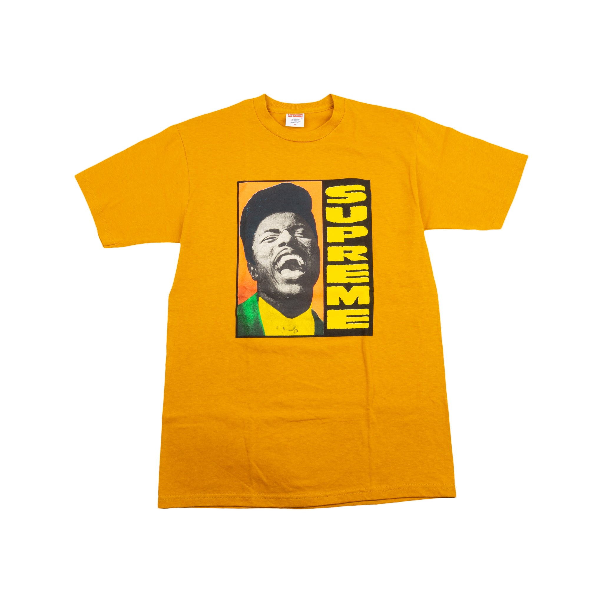 Supreme Mustard Rock and Roll Tee