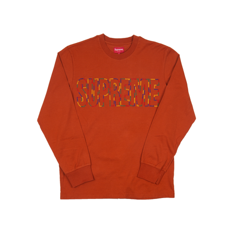 Supreme Rust International L/S