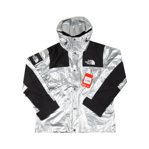 Supreme Silver Metallic TNF Jacket