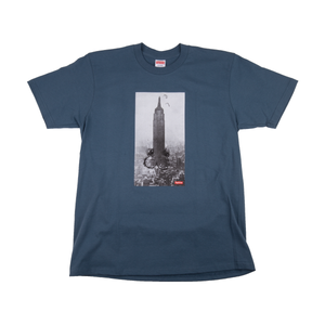 Supreme Mike Kelley Slate Empire Tee