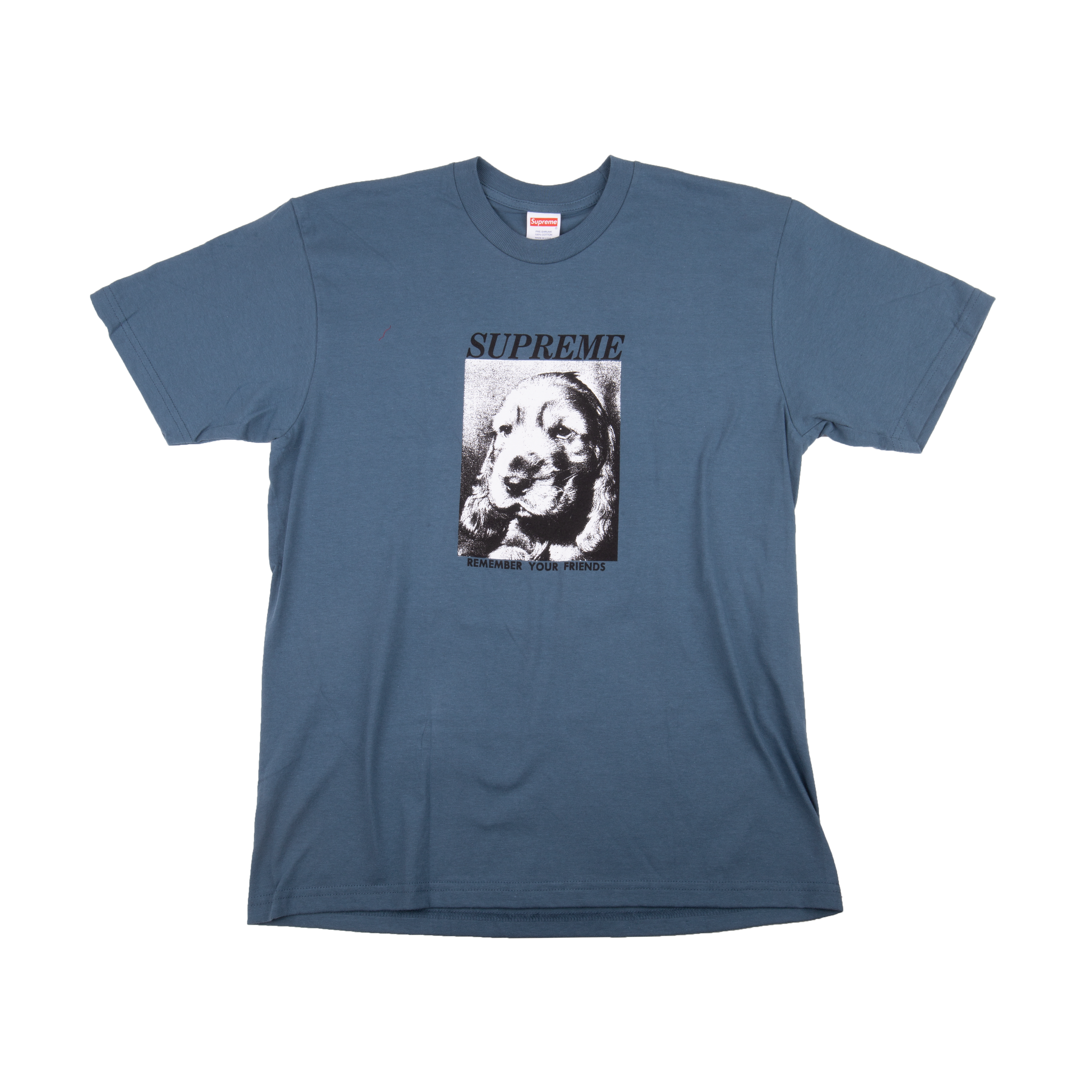 Supreme Slate Remember Tee