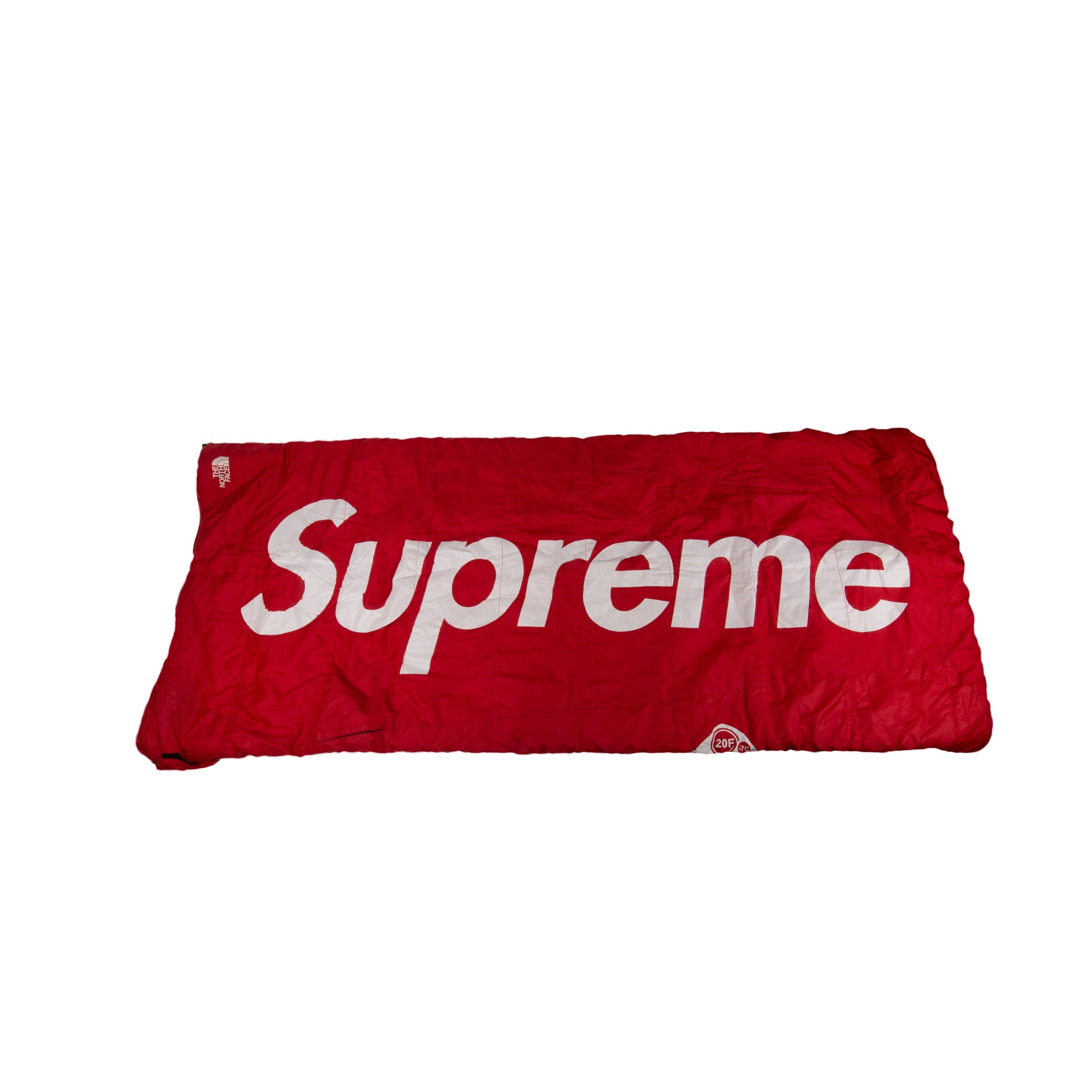 Supreme Red TNF Dolomite Sleeping Bag