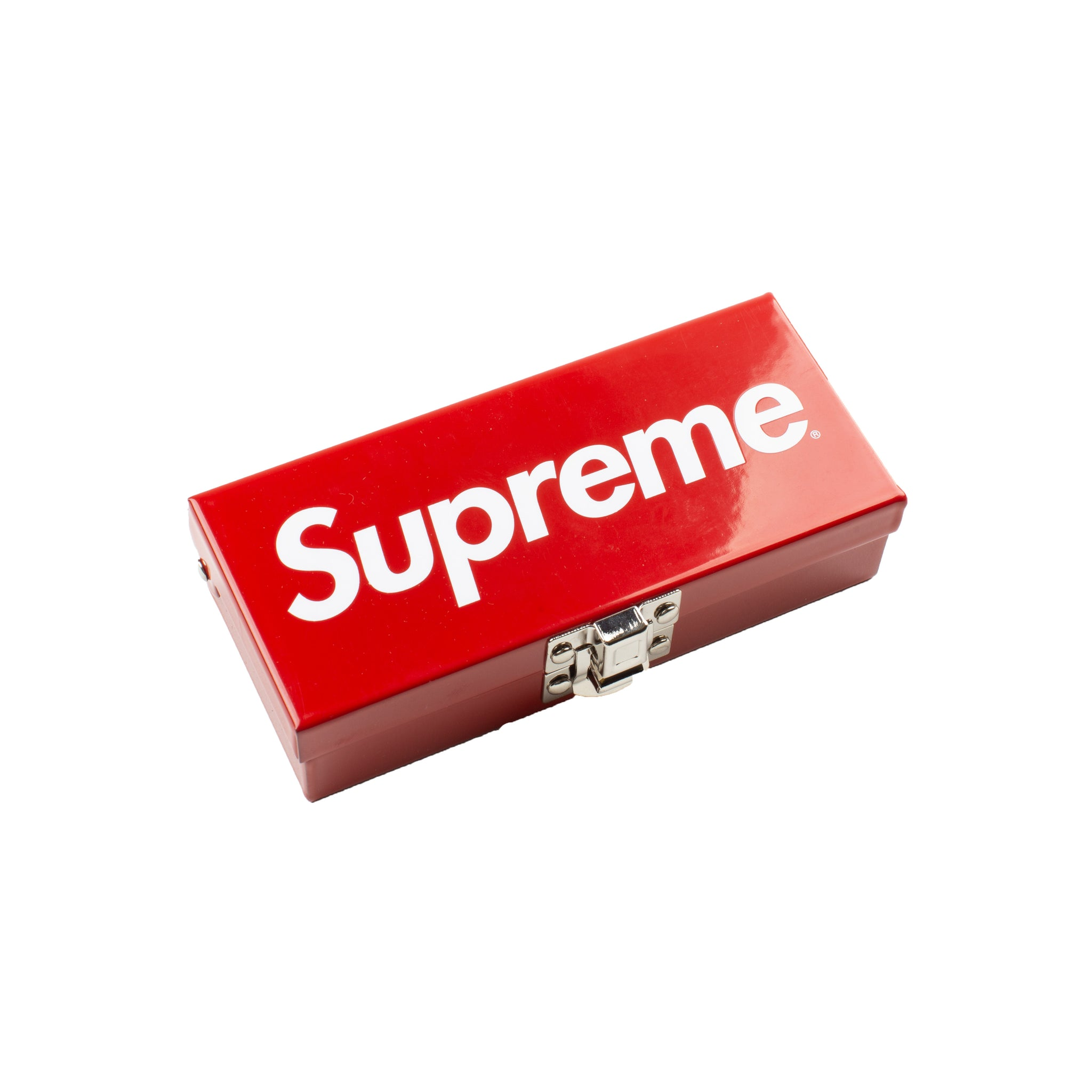 Supreme Small Metal Storage Box