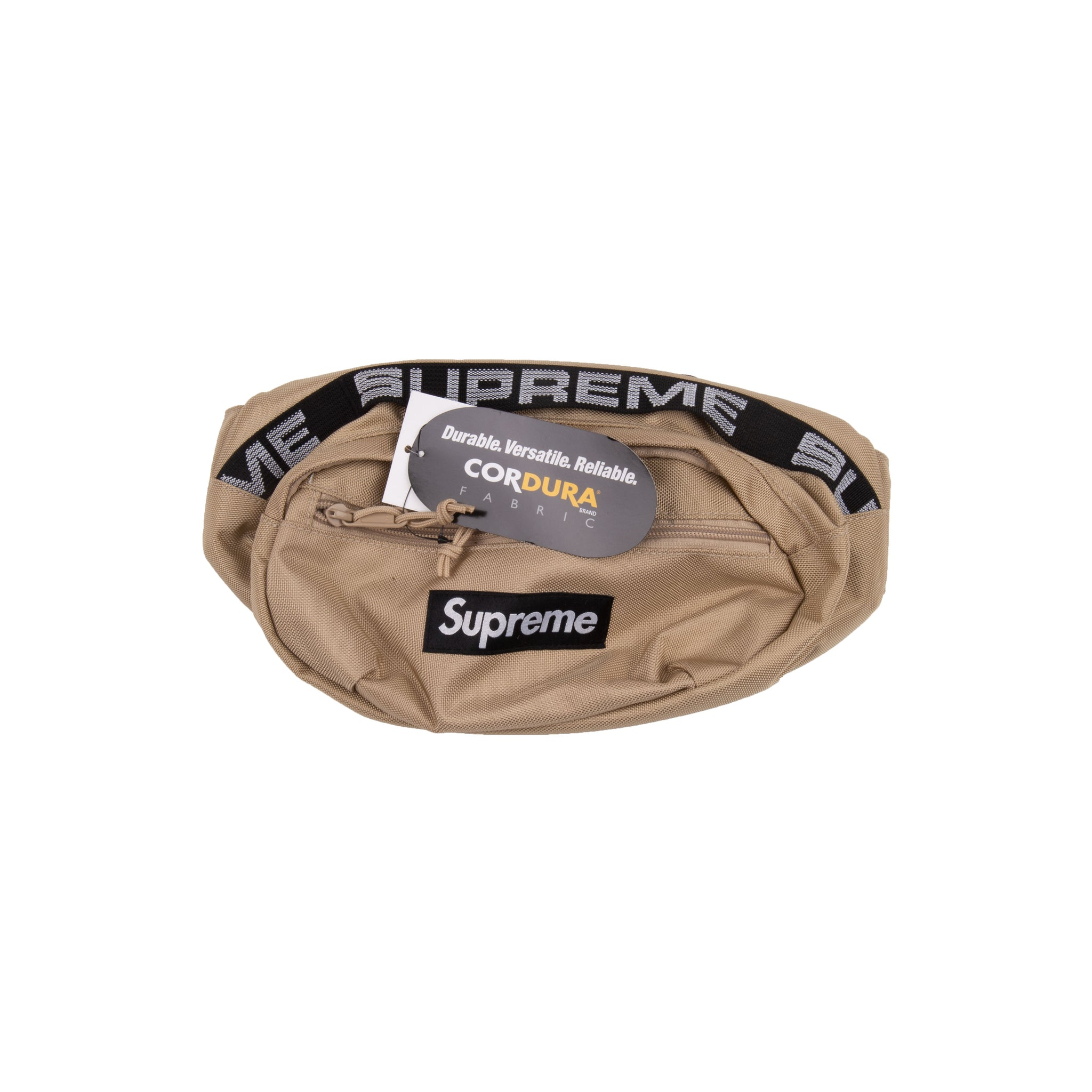 Supreme Tan SS18 Waist Bag