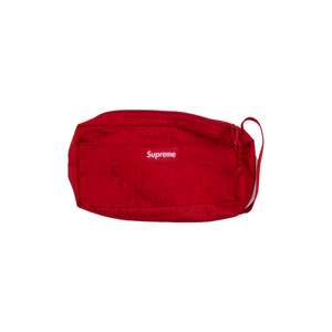 Supreme SS19 Red Organizer Pouch