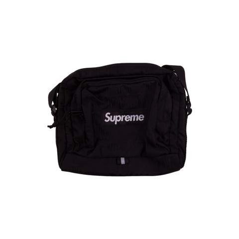 Supreme SS19 Black Shoulder Bag